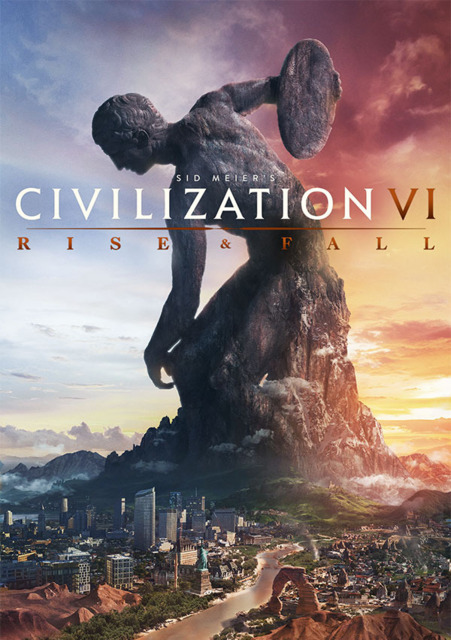 Sid Meier's Civilization® VI - Rise and Fall (MAC ONLY)