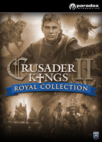Crusader Kings Ii Windows Mac Game: Buy Crusader Kings II: Royal Collection Steam Key