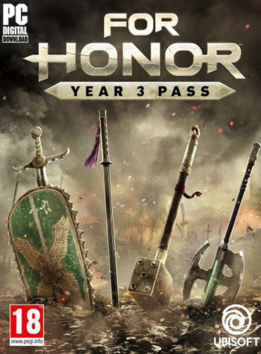 For Honor® Year 3 Pass