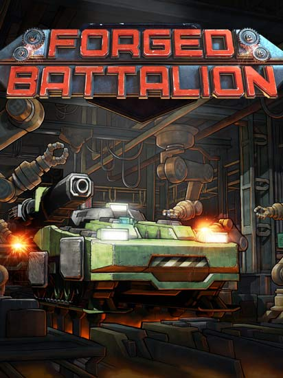 Game Accessibility Top Ten: Buy Forged Battalion Steam Key