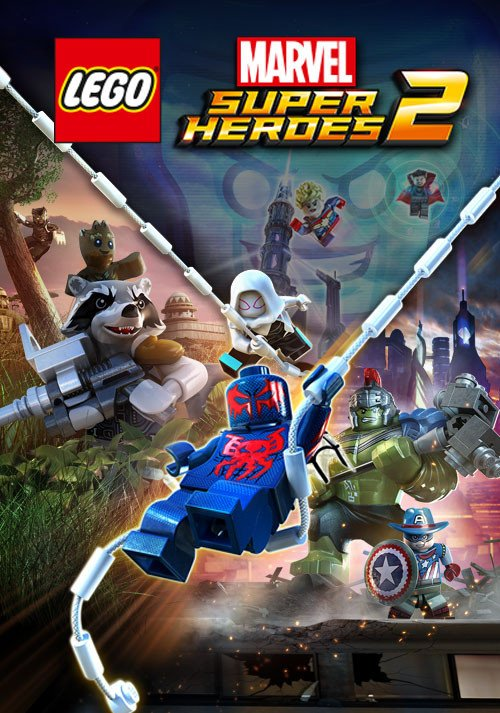 LEGO Marvel Super Heroes 2 - How To Make Ultron (Classic ... |Lego Marvel Superheroes 2