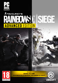 Tom Clancy's Rainbow Six® Siege Advanced Edition