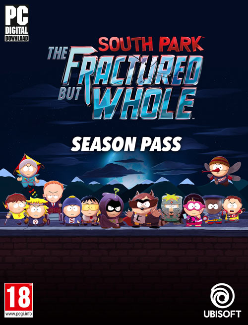 South Park™: The Fractured but Whole™ Season Pass