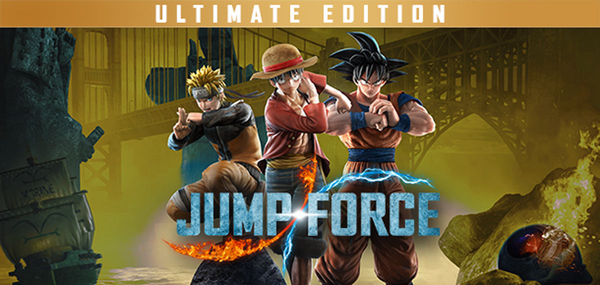 Buy JUMP FORCE - Ultimate Edition Steam Key | Instant