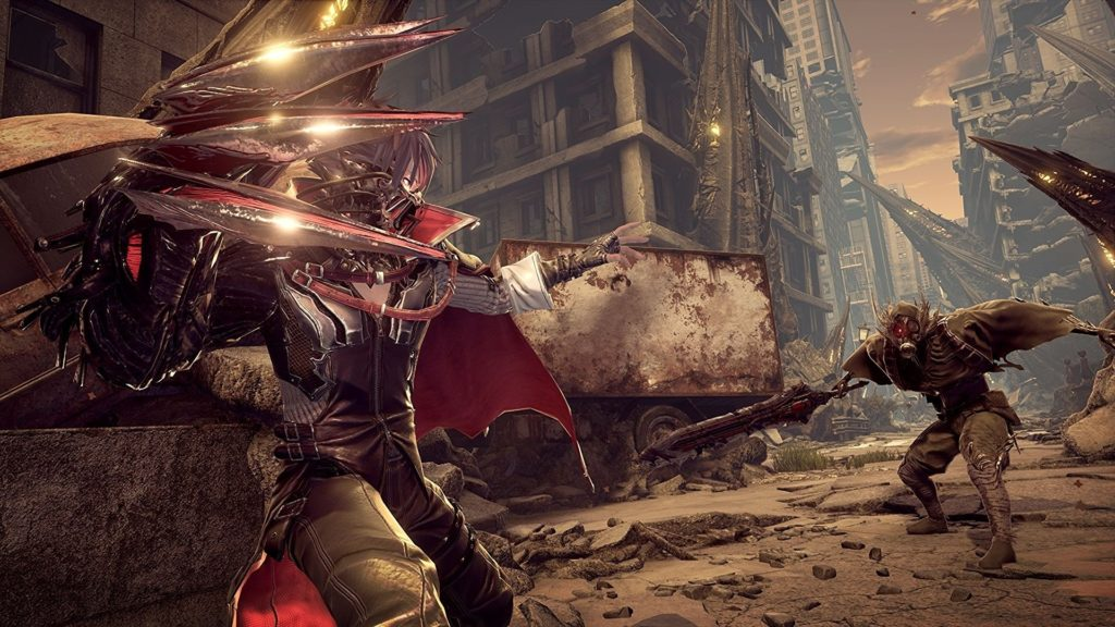 Code Vein, The No Affinity thread edition - General