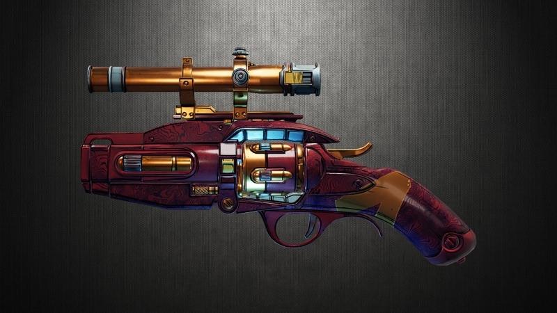 Borderlands 3 Handsome Jackpot Legendary Weapons 2game Com