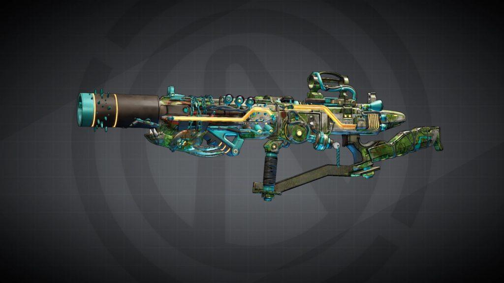 borderlands 2 legendary snipers